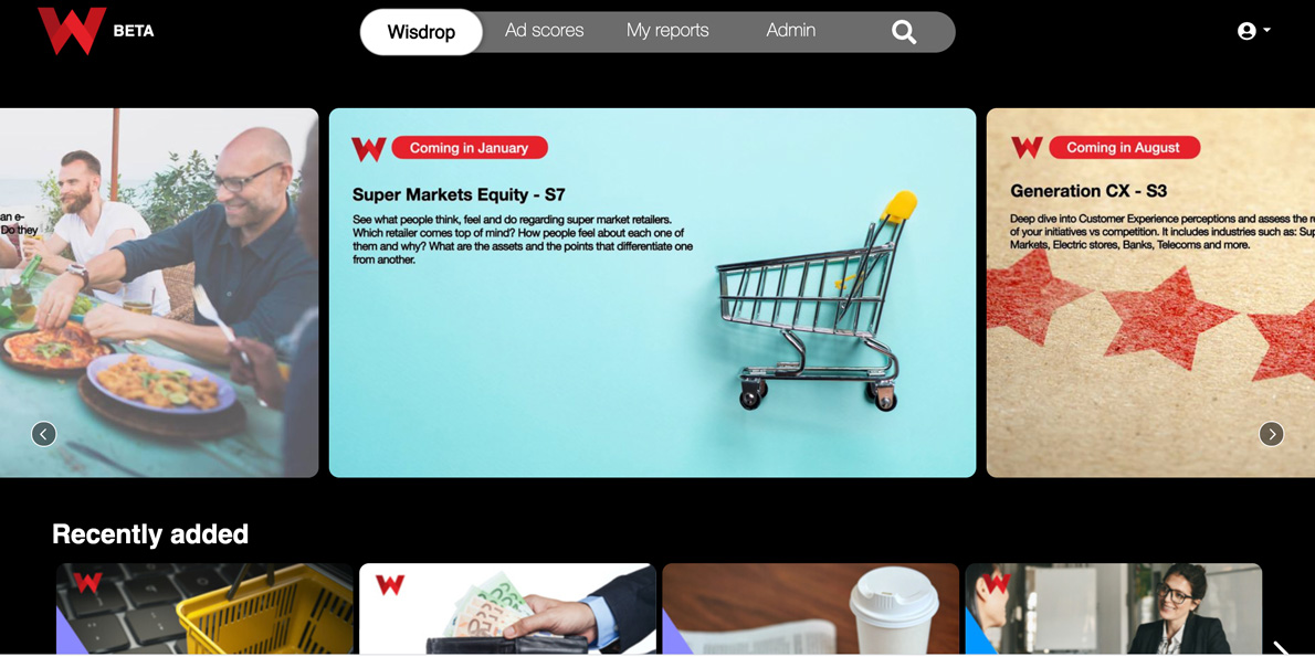 wisdrop | extend